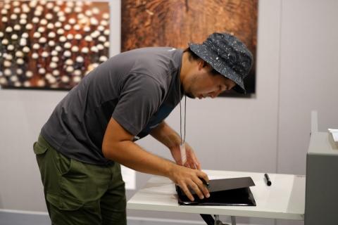 a2a東京ミッドタウン写真家