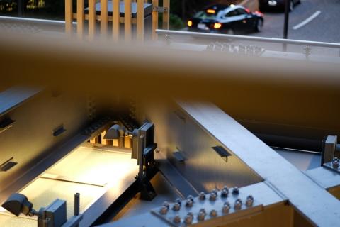 a4東京ミッドタウンビルの構造