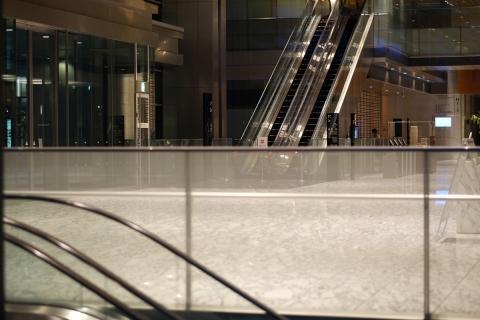 a6東京ミッドタウンホテルロビー