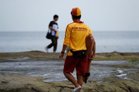 11江の島サーフパトロール