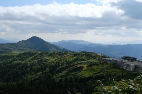 22八幡平散策下山