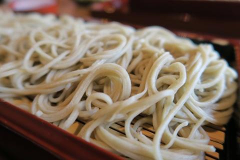 12なむいち福井の蕎麦