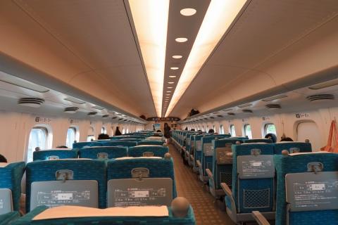 00新幹線こだま