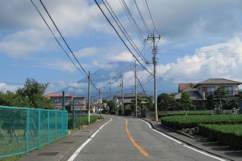 02見えている富士山