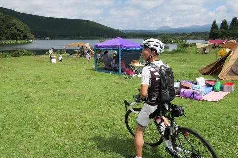 08田貫湖キャンプ風景