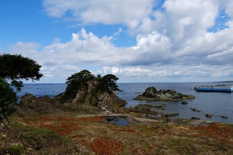 26岡崎海岸夕陽展望台