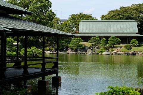 11清澄庭園