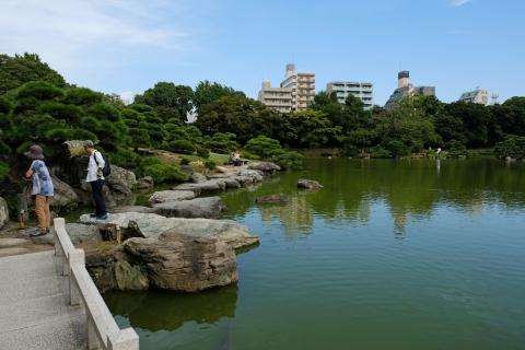 14清澄庭園