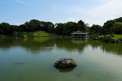 15清澄庭園