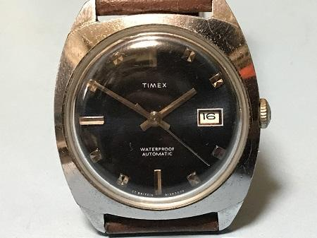 TIMEX自動巻01