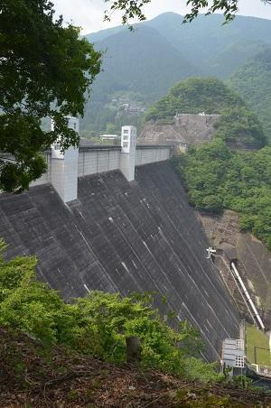20170531 小河内ダム」14