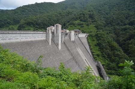 20170821四万川ダム05