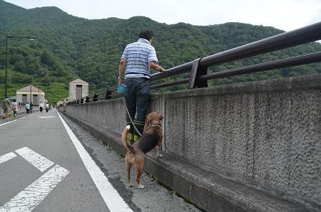 20170821四万川ダム11