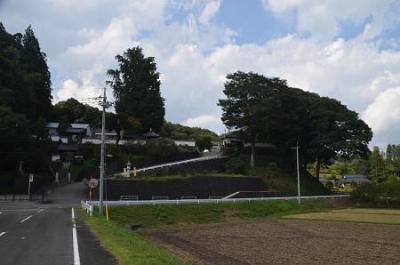 20170914江畔寺と小瀬城跡06