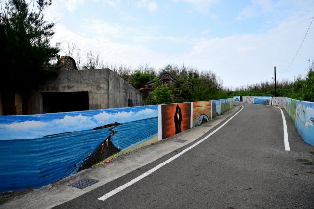絵画のある村(6)