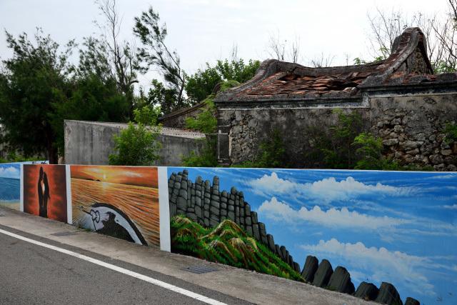 絵画のある村(3)