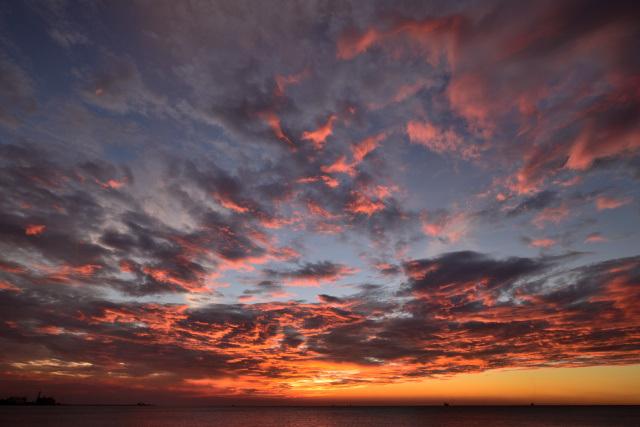 火山雲(2)
