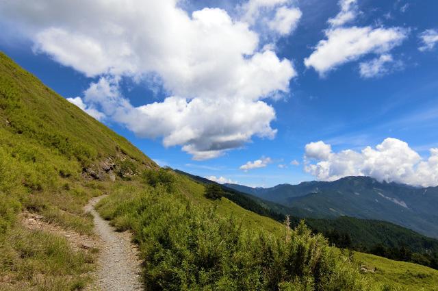プチ登山(1)