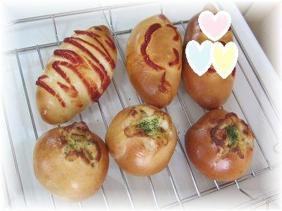 170810 調理パン