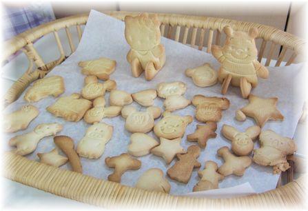 170818 簡単クッキー