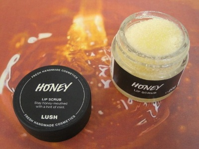 Honey Lip Scrub (ミツバチ)