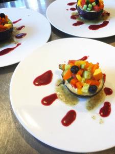 茄子と旬野菜