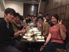 20170810_8月定期食事会