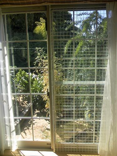 窓の脱走対策1