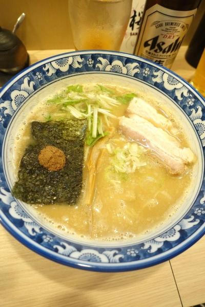 麺屋 桜 今池分店002