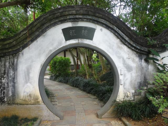 中国庭園10