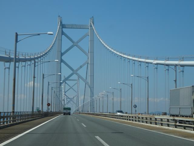 瀬戸大橋橋上2