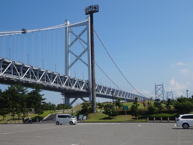瀬戸大橋橋上3