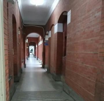 台中市庁舎 廊下