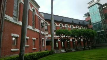 台中市庁舎 中庭