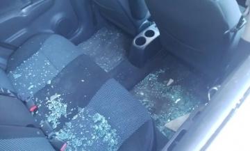 レンタカー破壊事件