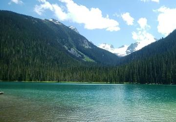 ジョフリーレイク第1の湖