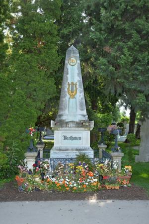 ベートーヴェンの墓