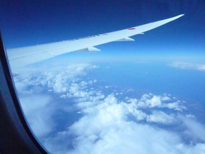 飛行機からの眺め2