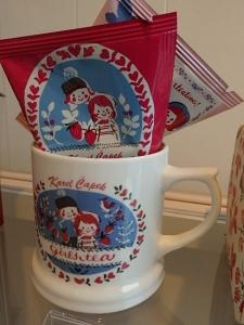 P6183559 カレルチャペック紅茶店 自由が丘トレインチ店