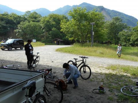 柳瀬キャンプ場