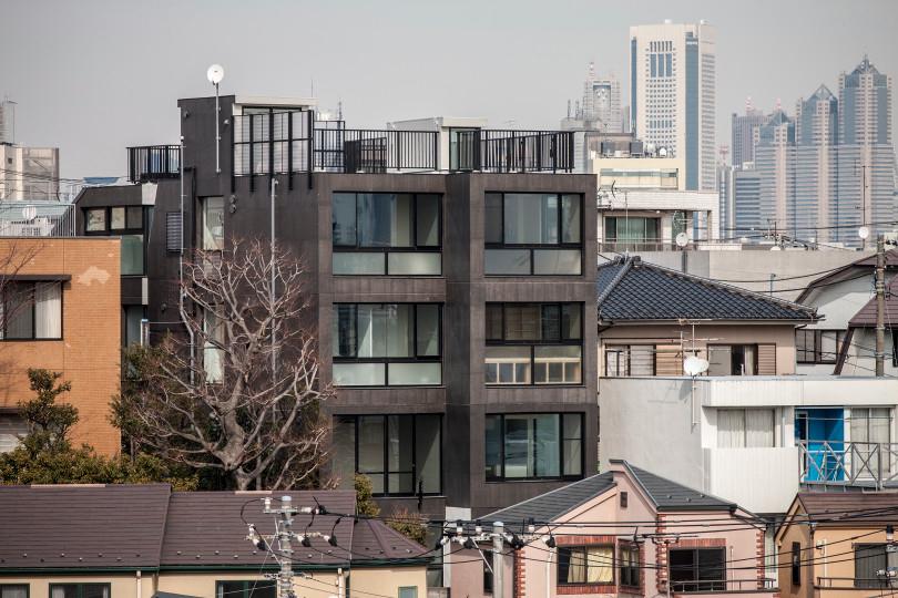 コーポラティブハウス下北沢4
