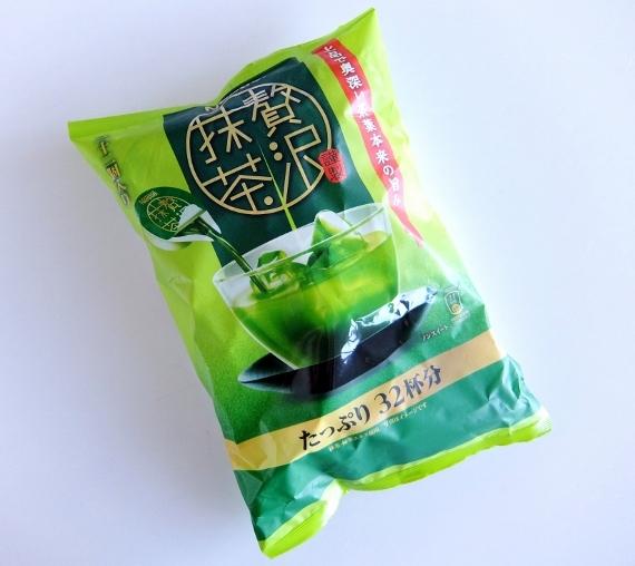 コストコ ◆ ネスレ 贅沢抹茶 11G×32 988円也 ◆