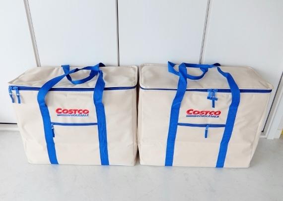コストコ ◆ クーラーバッグ Costco Cooler Bag 2 1,798円也 ◆