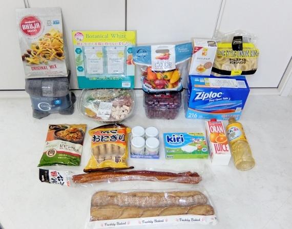 コストコブログ お買い物 比較 食材 新商品 レポート 紹介 おすすめ コストコへ行ってきました♪