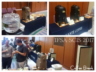 IFSA-SCIS 2017 break