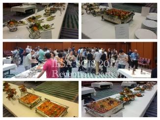 IFSA-SCIS 2017 reception-party