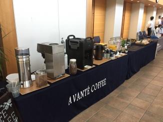 横浜 シンポジウム 国際会議 コーヒーブレイクケータリング