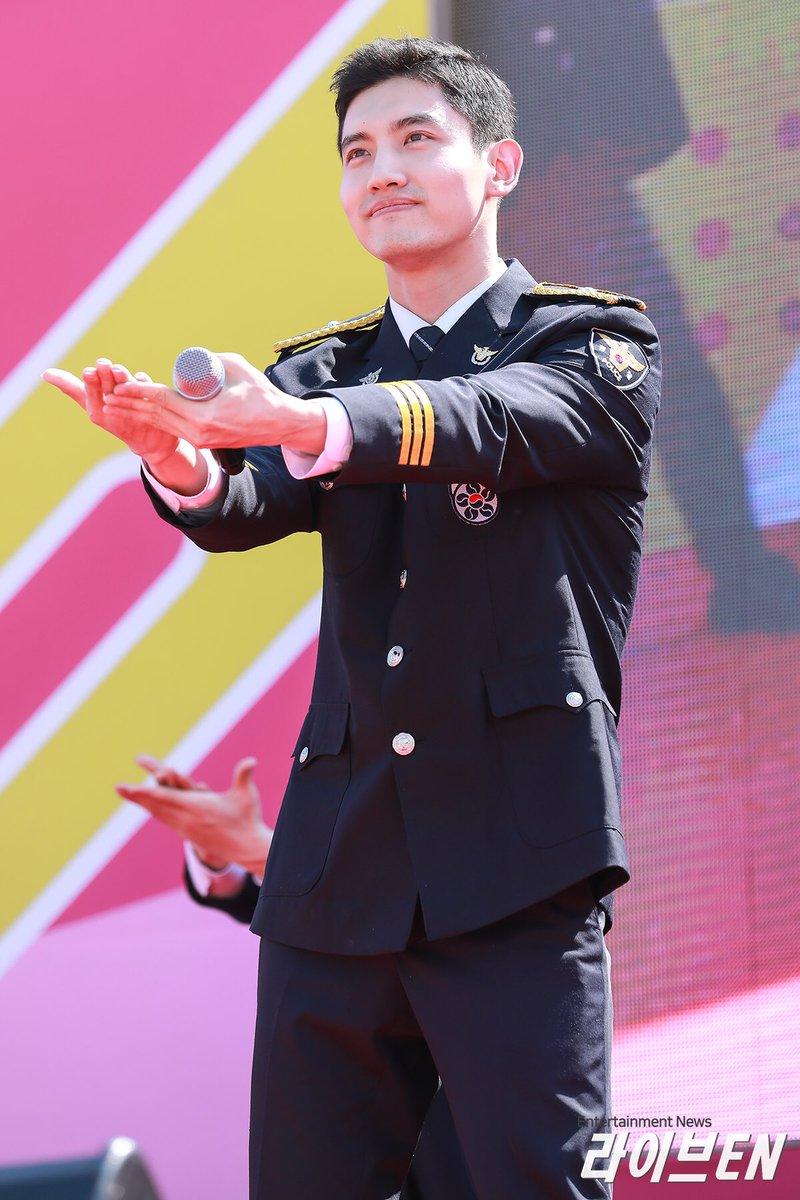 170527チャンミンソウル警察広報団Uクリーン青少年コンサート c