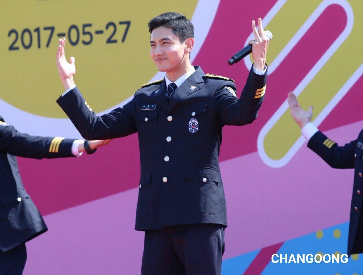 170527チャンミンソウル警察広報団Uクリーン青少年コンサート
