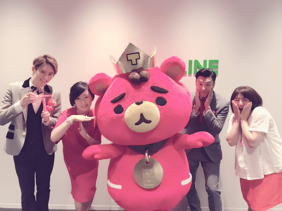 東方神起AWARD2017@LINE LIVE